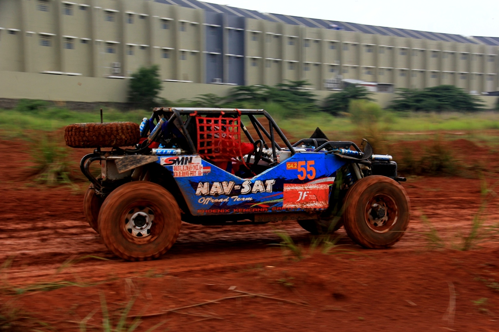polaris, kejurnas speed offroad