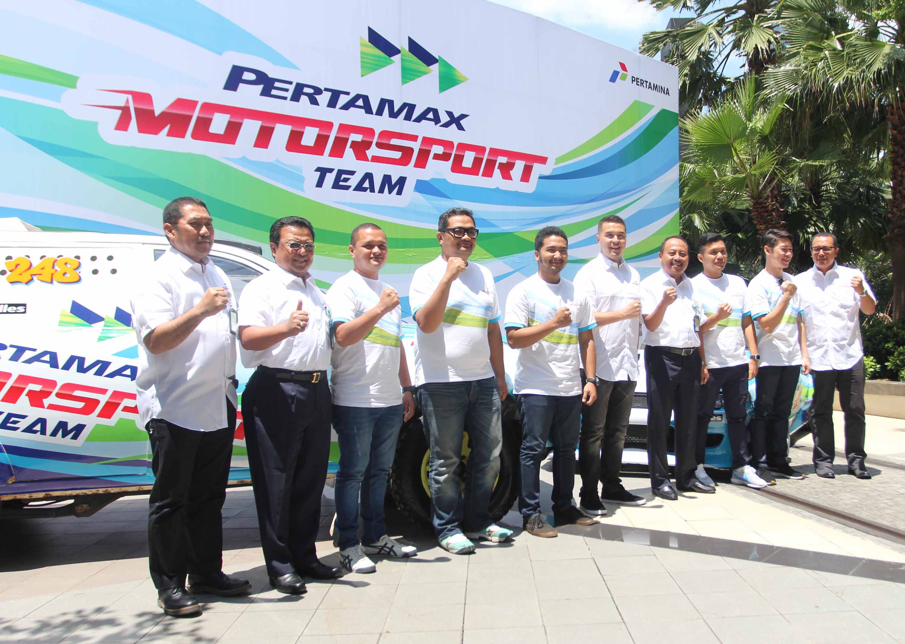 Pertamax Motorsport Team 2