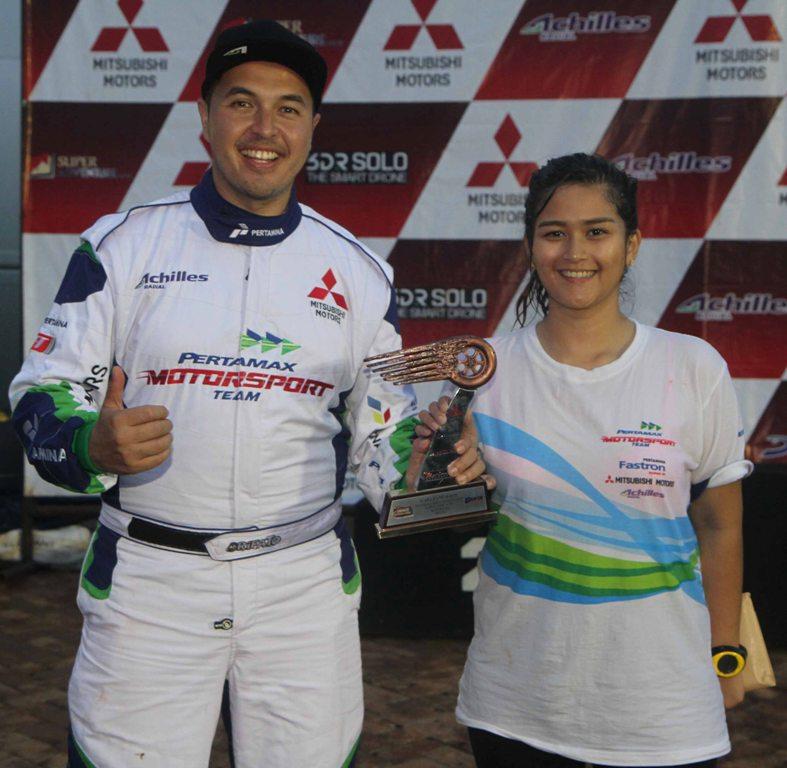 Pertamax Offroad Team - Rifat & Mariachi
