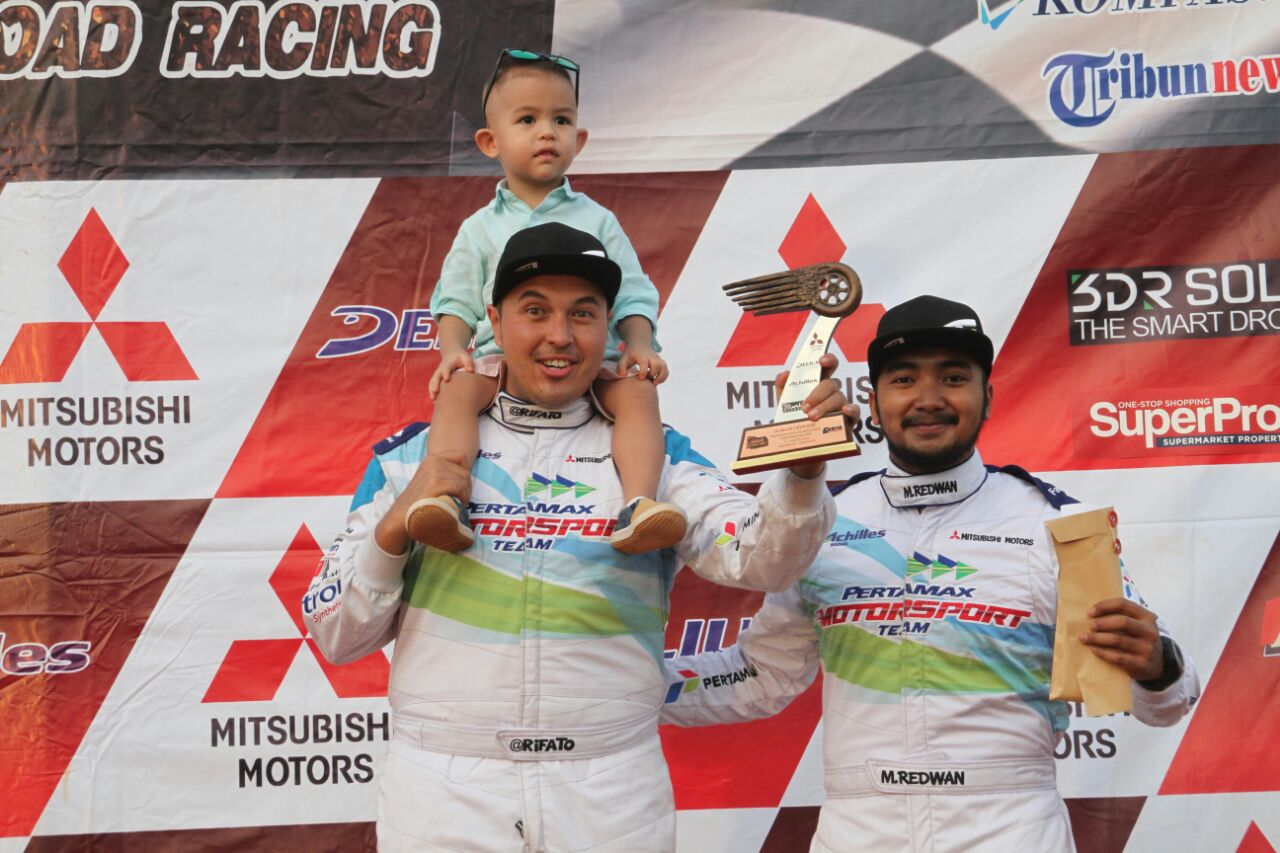 Pertamax Motorsport Speed Offroad Team - Rifat&Redwan (1)