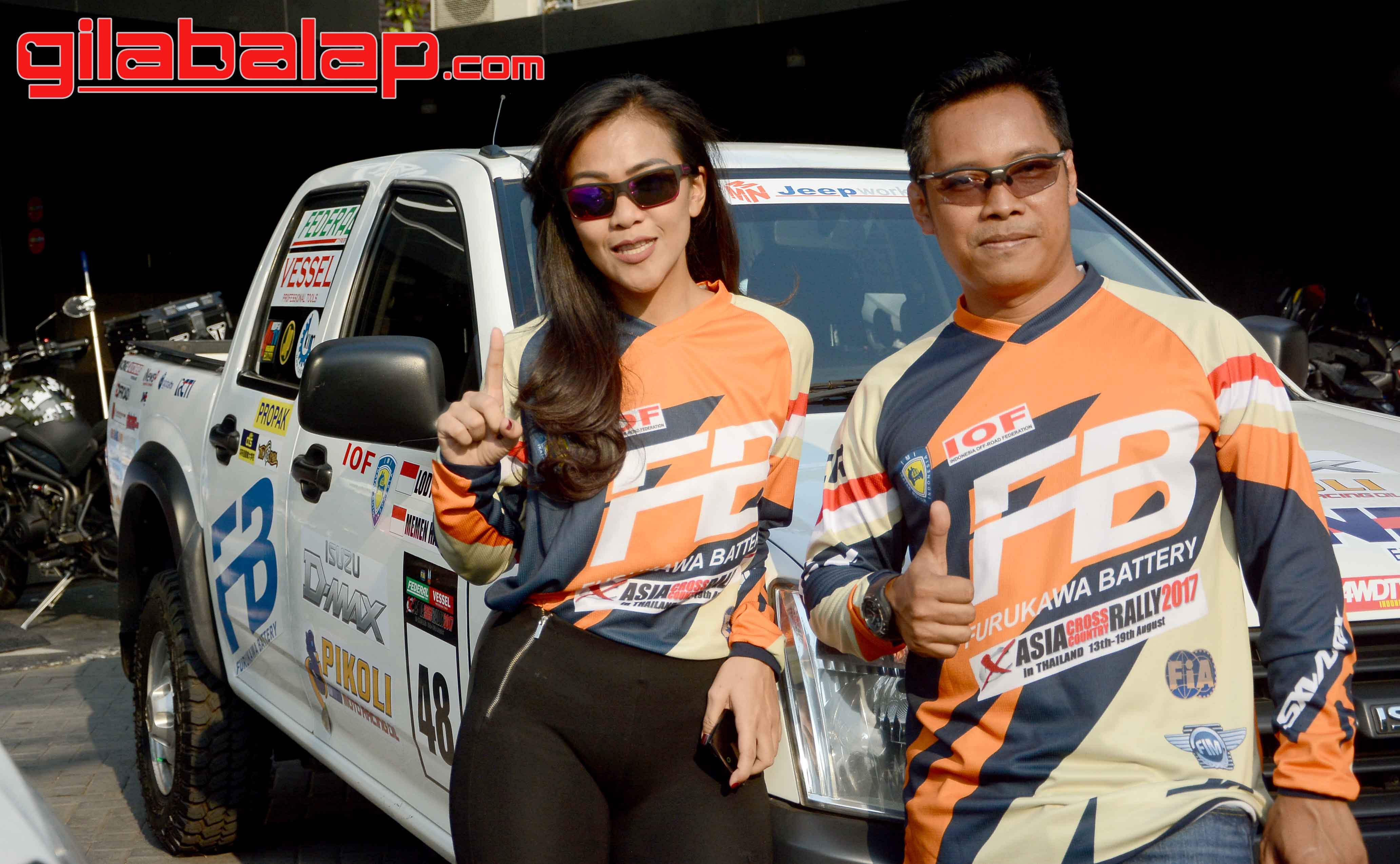 Furukawa Battery Indonesia Team
