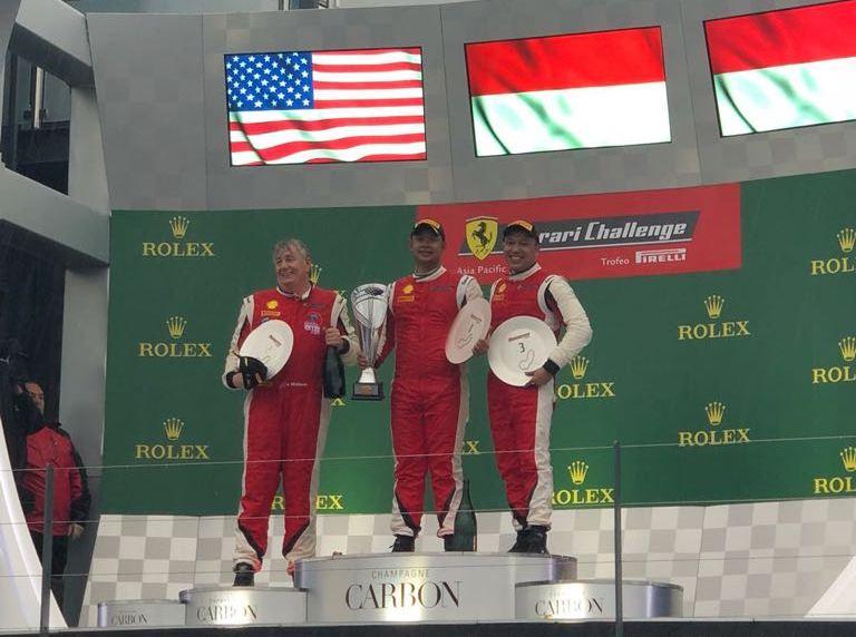 rama podium
