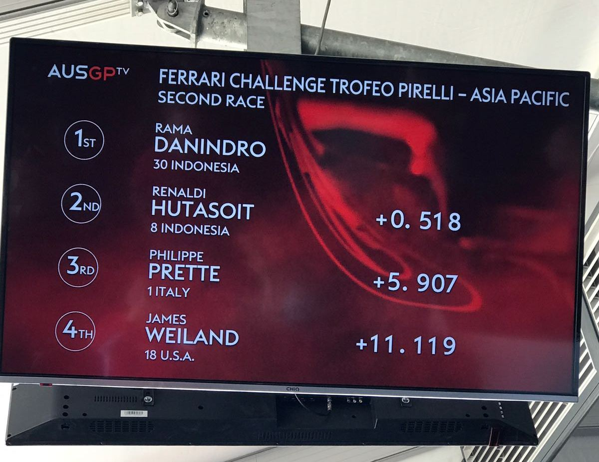 result race 2