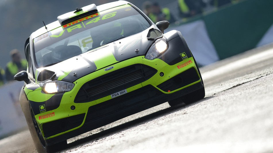 rossi, monza rally