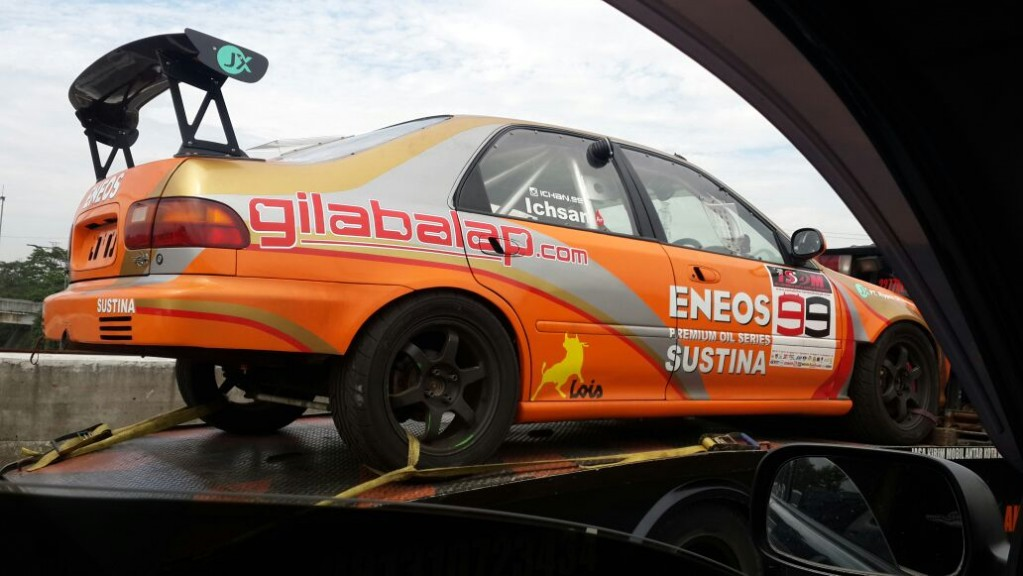 gilabalap, gilabalap racing team